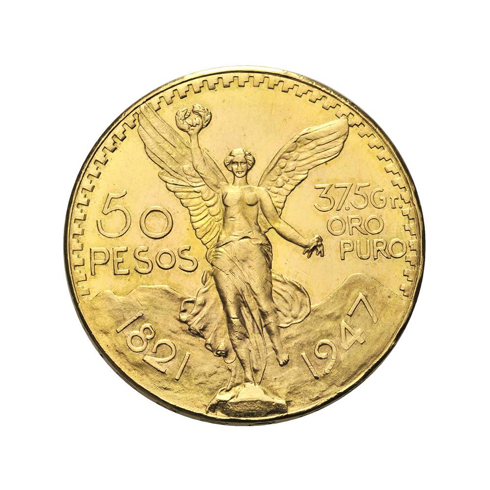 50 Pesos Messicani